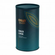 Ceai infuzie la tub Ginger Lemon (Ghimbir si Lamaie), Evolet Selection 250g