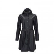 Rains Curve Jacket Regenjas XXS/XS black