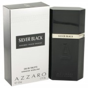 Silver Black by Azzaro Eau De Toilette Spray 1.7 oz