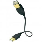 Számítógép kábel USB 2.0 5m fekete (1180569)