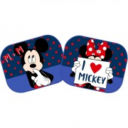 Set 2 parasolare Minnie and Mickey In Love Disney Eurasia 27029