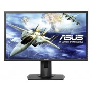 LED-monitor 61 cm (24 inch) Asus VG245HE Energielabel A 1920 x 1080 pix Full HD 1 ms HDMI, VGA, Audio, stereo (3.5 mm jackplug) TN LED