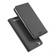 Dux Ducis Flip Magnetic Card Slot Stand Full Body PU Leather Protective Case For Xiaomi Redmi 5A
