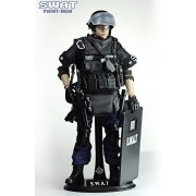 Highly Detail Special Forces Action Figure SWAT TEAM-POINT-MAN