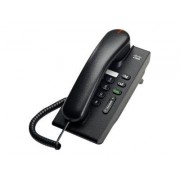 Cisco Unified IP Phone 6901 Standard - Téléphone VoIP - SCCP - Charbon
