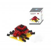 Ladybird Lego montado los niños DIY iluminación montado juguete