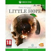 The Dark Pictures Anthology Little Hope Xbox One Game (pre-order Bonus