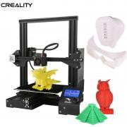 Creality 3d - Imprimante 3D, Avec Fonction De Reprise D'Impression