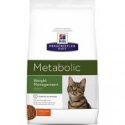Hill S Prescription diet feline metabolic mangime secco kg.1,5
