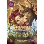 A Midsummer Night's Dream the Graphic Novel: Plain Text, Paperback/William Shakespeare