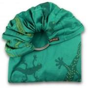 Sling cu inele Didymos, Geckos Emerald