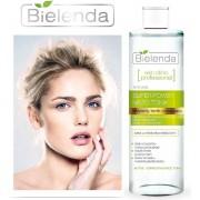 Bielenda Skin Clinic Professional Actively Correcting ANTI-AGE Toner verrijkt o.a met Hyaluronzuur- Amandelzuur - Lactobionzuur- 200 ml