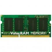 Kingston radna memorija 2GB DDR3 1600 CL11 SODIMM za prijenosna računala, single rank