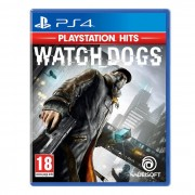 Ubisoft Watch Dogs (Hits) - PS4