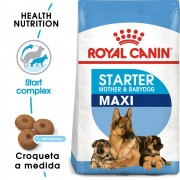 15kg Maxi Starter Madre y Cachorro Royal Canin pienso para perros