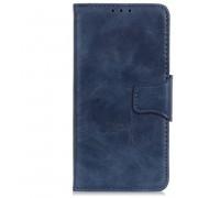 Shop4 - Samsung Galaxy A40 Hoesje - Wallet Case Cabello Donker Blauw