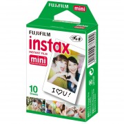 Pelicula Instantanea Para Instax Mini ISO 800 10 Hojas