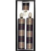 Eccellente Y- Back Suspenders for Men, Boys(Black)