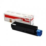 Oki MB492/562 BK (45807111) Laser toner, Svart Original 12000 sidor