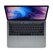 "Apple MacBook Pro 15"" Touch Bar/6-core i7 2.6GHz/16GB/512GB SSD/Radeon Pro 560X w 4GB/Space Grey - INT KB [MR942ZE/A] (на изплащане)"
