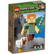 Alex Minecraft BigFig cu gaina 21149 LEGO Minecraft
