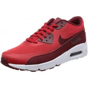 Nike Men s Air Max 90 Ultra 2.0 Essential Running Shoe University Red/Team Red/White 8.5 D(M) US