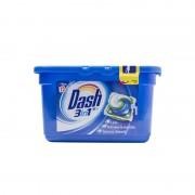 Detergent capsule Dash 3in1 Pods 12 x 27 gr
