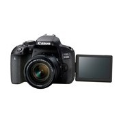 Canon EOS 800D 24 Megapixel Digital SLR Camera with Lens - 18 mm - 55 mm