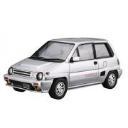 Aoshima Bunka Kyozai (AOSHIMA) Aoshima Bunka Kyozai 1/24 The Model Car Series No.60 Honda Aa City Turbo 2 1985 Model Car