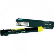 Тонер касета за Laser Toner Lexmark for C950 - 22 000 pages Yellow - C950X2YG
