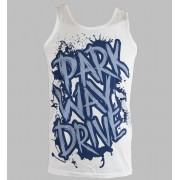 trikó férfi Parkway Drive - Blue Logo - White - KINGS ROAD - 00564