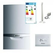 Vaillant Caldaia A Condensazione Vaillant Ecotec Plus Vmw 256 5-5+ 25 Kw Con Termostato Vsmart Wi-Fi Erp Metano O Gpl