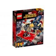 76077 Iron Man: Atacul lui Detroit Steel