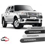 Friso Lateral Personalizado Ford Ranger