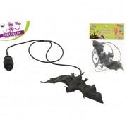 Parapiglia pipistrello carnevale in gomma