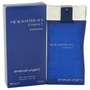 Apparition Cobalt Eau De Toilette Spray By Ungaro 3 oz Eau De Toilette Spray
