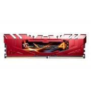 DDR4 8GB (2x4GB), DDR4 2133, CL15, DIMM 288-pin, G.Skill Ripjaws 4 F4-2133C15D-8GRR, 36mj