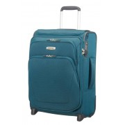 Samsonite Spark SNG 55cm 2 Wheel Expandable Cabin Case with Top Pocket - Petrol Blue