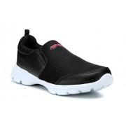 Sparx Men's Black Red Mesh Running Shoes (SX0294G)-8 UK