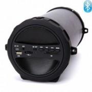 Тонколона HOME SP CUBE CILINDAR S11B, черна, Bluetooth, MP3, FM, USB, AUX,слот за SD карта