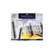 Lapis de Cor Goldfaber Estojo Com 48 Cores Ref.114748n - Faber Castell