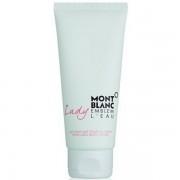 Mont Blanc Lady Emblem L'Eau Body Lotion 100ml за Жени