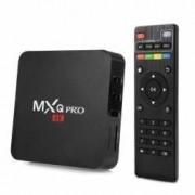 Mini PC Smart TV BOX Quad-Core 4K Ultra HD WIFI 8GB HDD 1GB DDR3 HDMI Android 6.0 Transforma Televizorul in SMART TV
