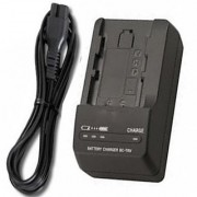 Sony Bc-trv Handycam Battery Charger For Sony Fv50 Fv70 Fv100 Fh100 Camera