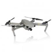 DJI Mavic Pro Platinum 4K UHD 12 Megapixel - Quadrokopter Drohne Grausilber