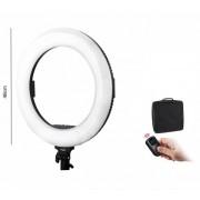 Pachet Tolifo panou LED tip RingLight 480 Leduri+Tolifo Stativ