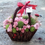 Cos floral Minirose