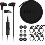 HEADPHONES, ASUS ROG Cetra, Gaming, Microphone, Type-C, Hi-Res Audio, Black