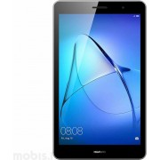 "Tablet računalo HUAWEI MediaPad T3, 8"" IPS multitouch, QuadCore 1.4Ghz, 2GB RAM, 16GB Flash, WiFi + LTE, BT, 2x kamera, Android 7.0, sivi"