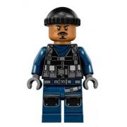 jw033 Minifigurina LEGO Jurassic World-Guard, Knit Cap jw033
